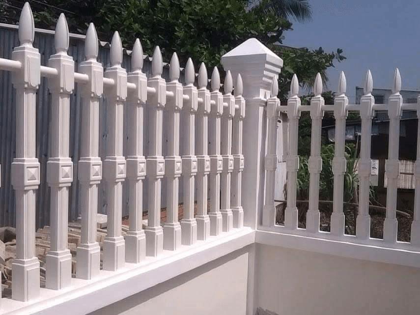 Tường rào cổng ngõ đẹp